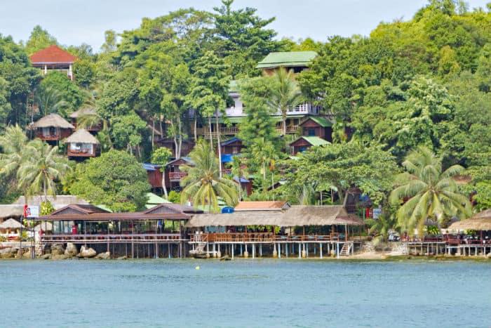Sihanoukville, Cambodia real estate
