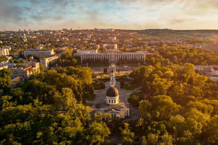 Chisinau, Moldova Real Estate