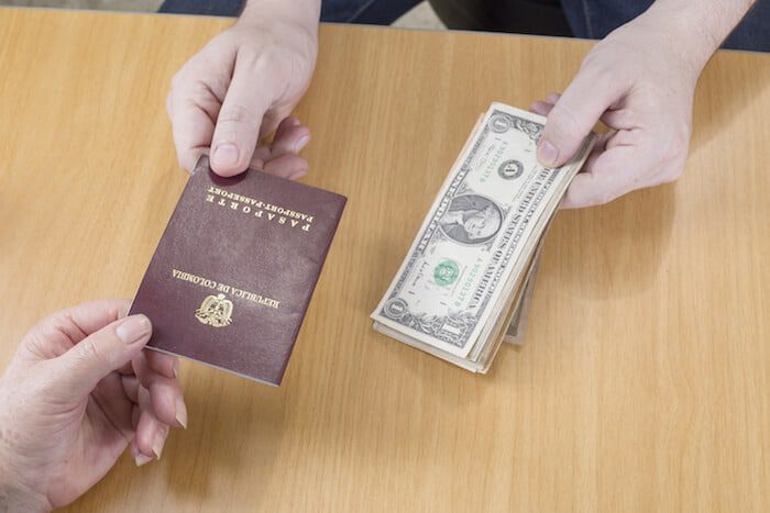 Can you buy a second passport?