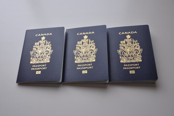 Canadian passport and dual citizenship