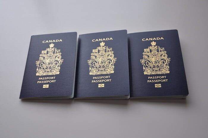 Canadian passport and dual citizenship