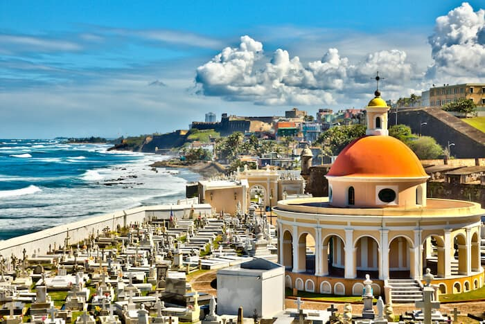 San Juan, Puerto Rico coast Act 20