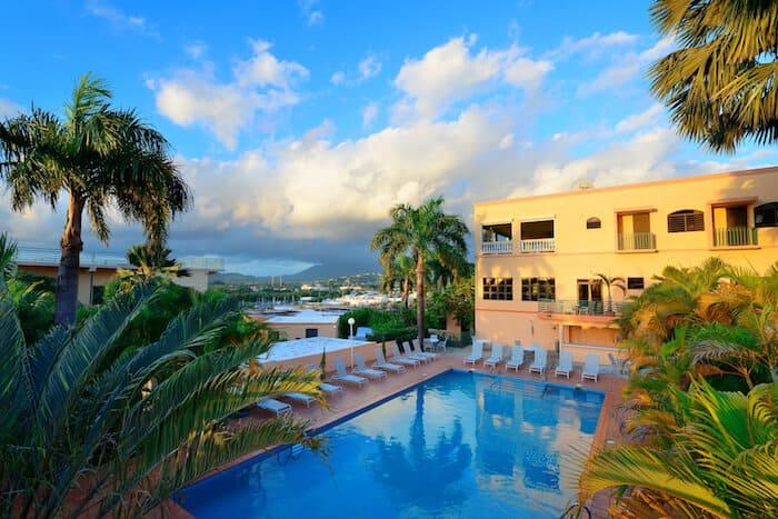 San Juan hotel Puerto Rico Act 22