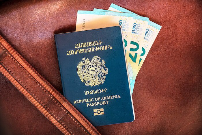 What is citizenship by investment Armenia passport