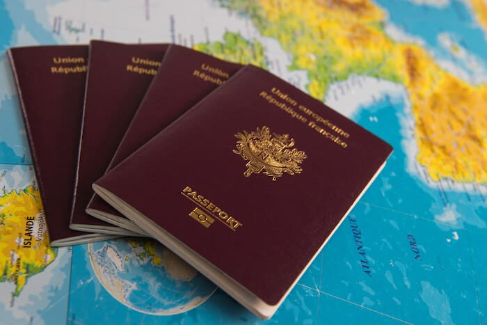 What is citizenship by investment France passport