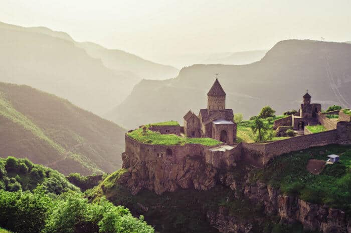 Armenia Term Deposit Interest Rates