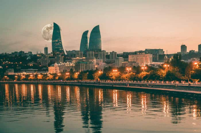 Azerbaijan Term Deposit Interest Rates