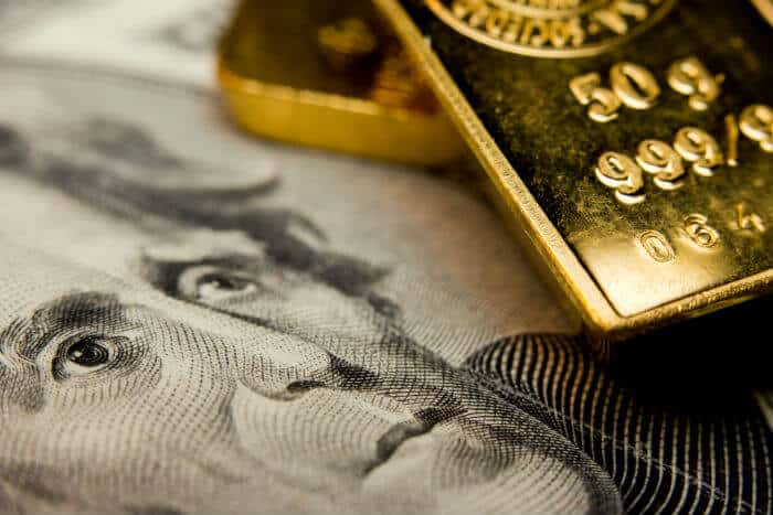 US Dollar Gold-Back Currency