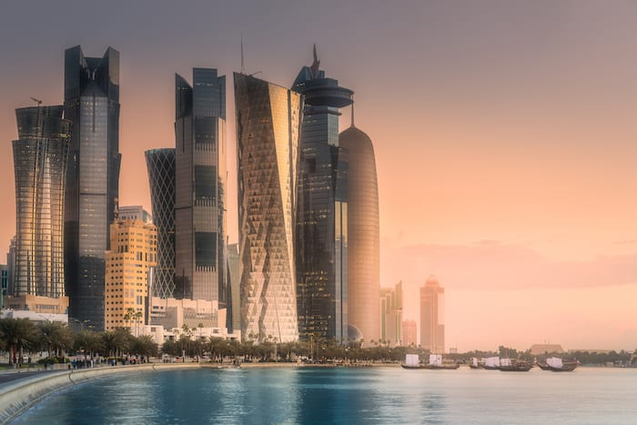 Qatar is not part of the ICC