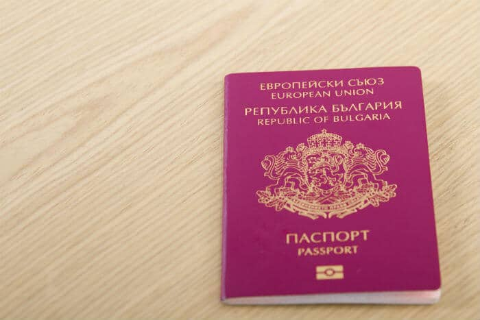 Bulgarian Passport for Investors