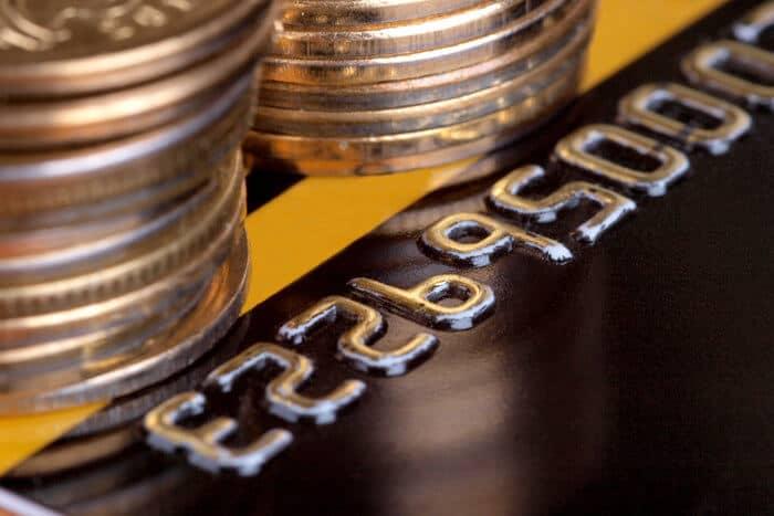 Gold bullion debit card