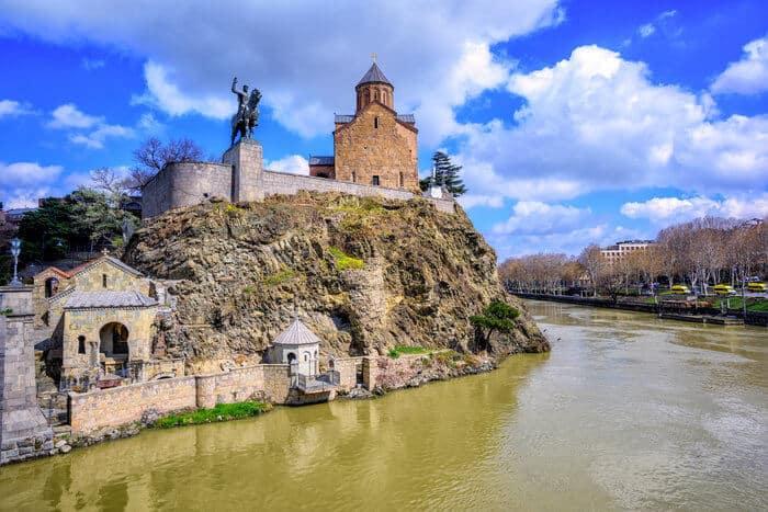 Georgia real estate and Tbilisi real estate