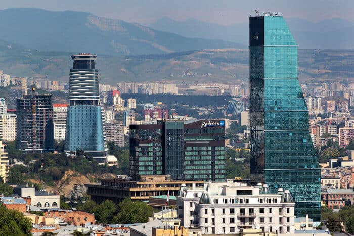 Tbilisi real estate city center