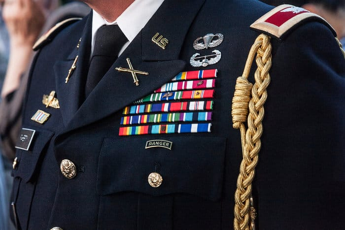 US military service