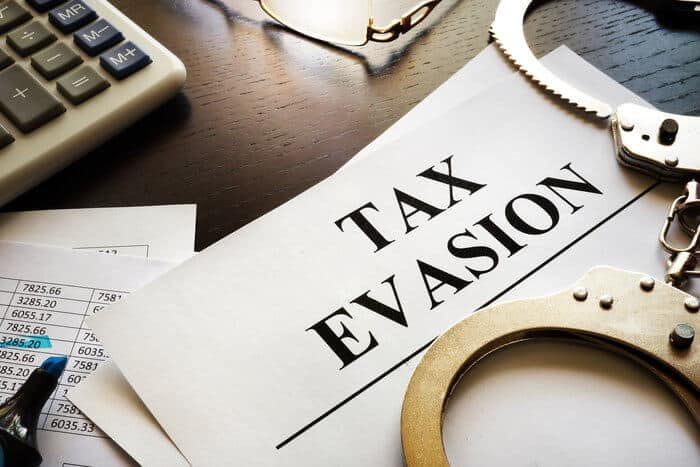 CRS and tax evasion