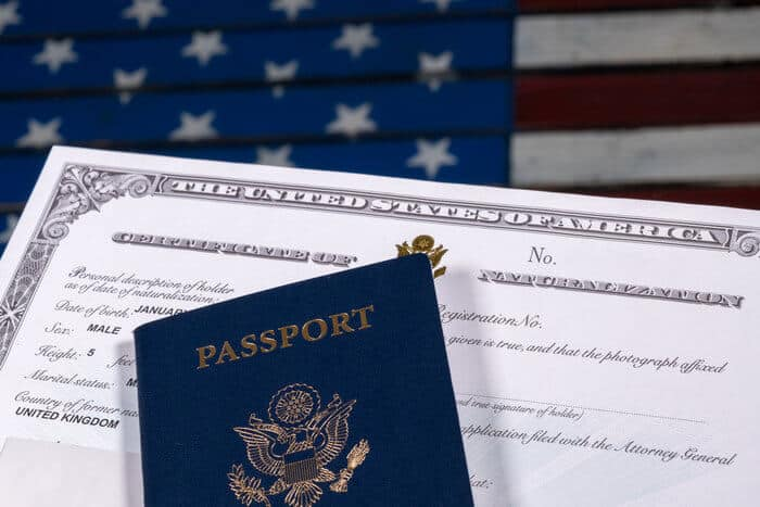 Cost of Citizenship US Naturalization