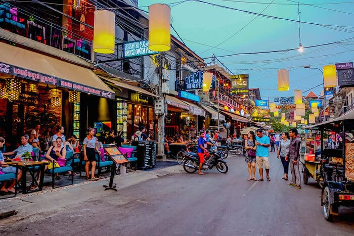 Easy second residency Cambodia