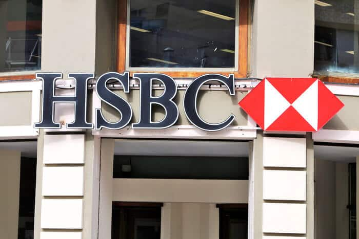 HSBC offshore bank account