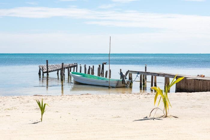 Ambergris Caye Belize cheapest cities for nomads