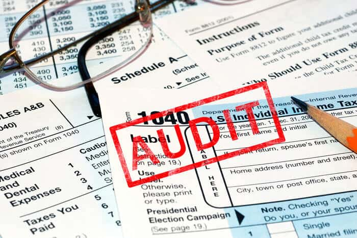 CTR and IRS audits