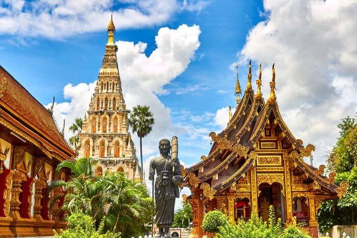 Chiang Mai Thailand best cities for expats