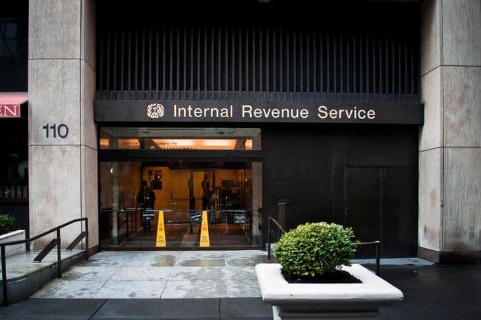 IRS Form 8833