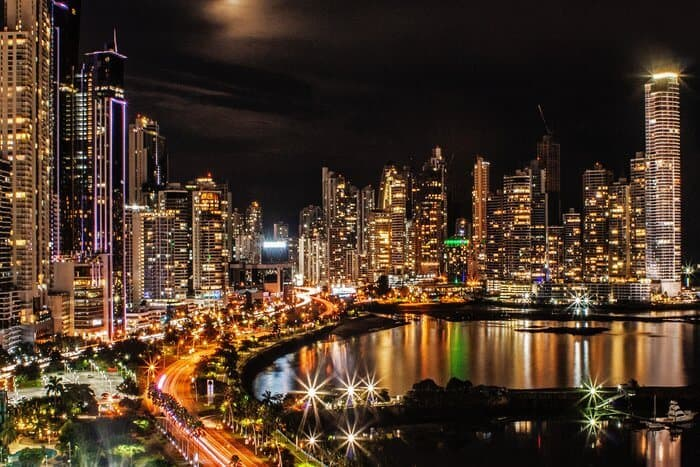 Panama City best cities for nomads in North America