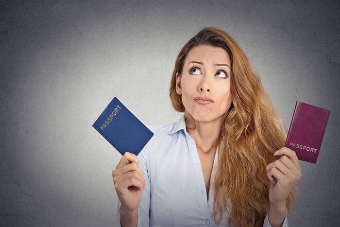 tax-friendly second passports