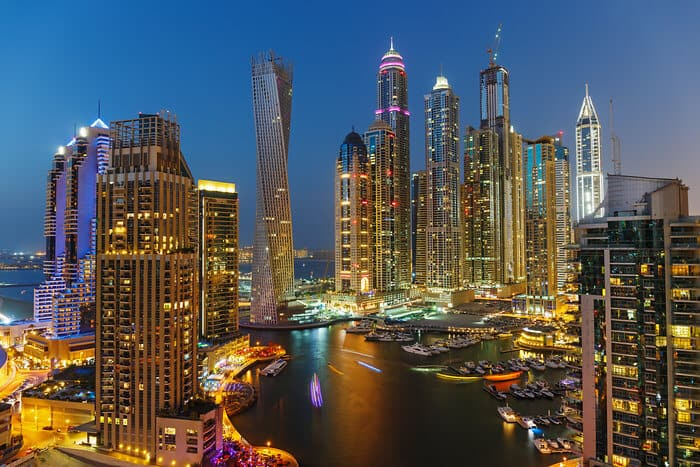 Dubai wealth storage