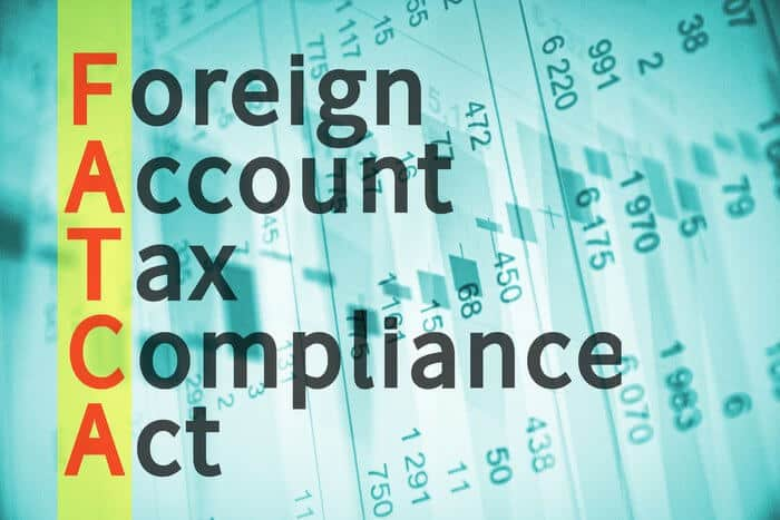 FATCA Foreign Account Tax Compliance Act