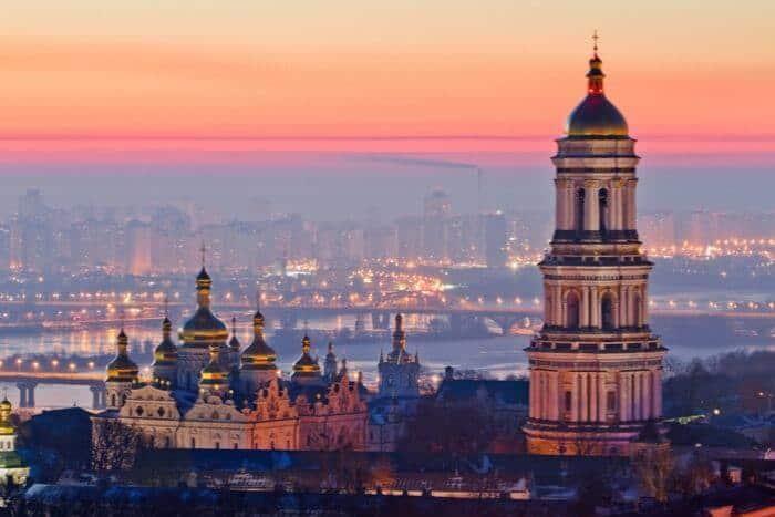 Kiev Best City for Single