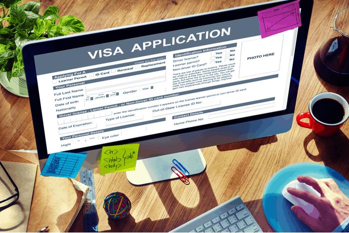 German freelance visa application