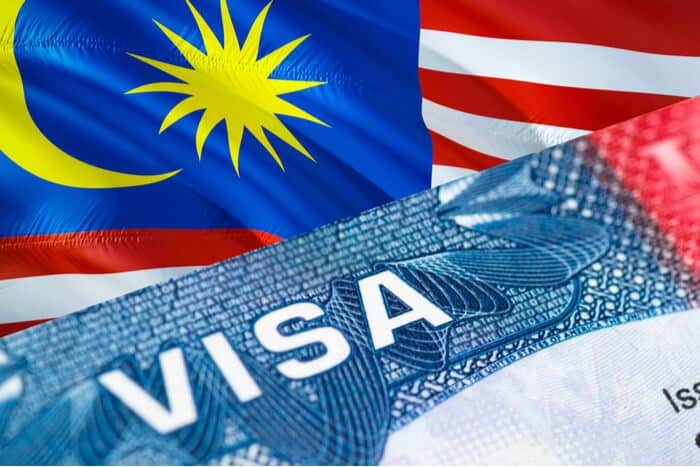 Malaysian tourist visa