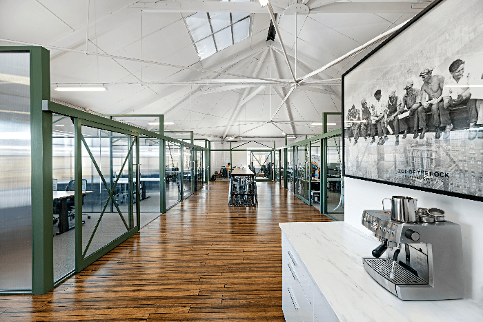 Exchange Workspaces Richmond Melbourne