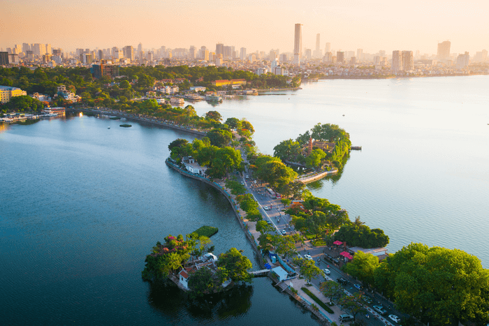 Hanoi, Vietnam Most Livable Cities in Southeast Asia