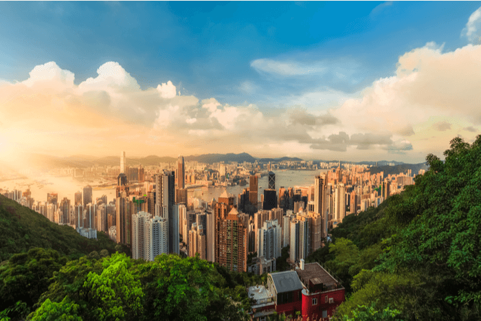 Hong Kong Most Livable Cities