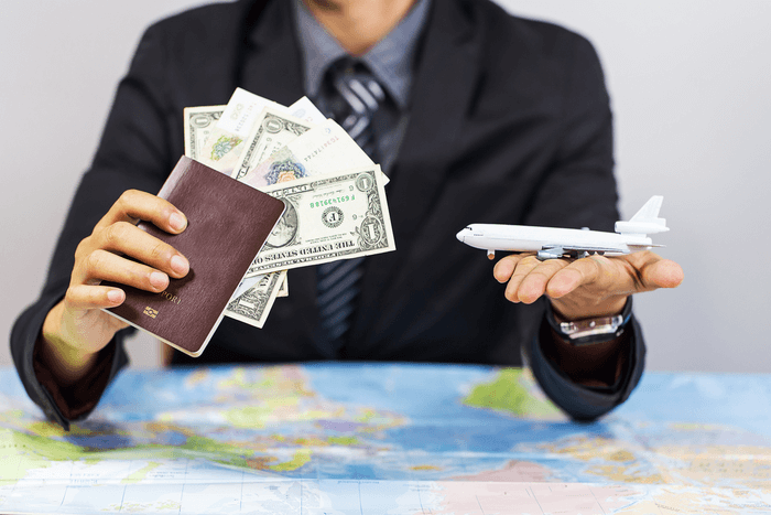 Cheapest passport, cash, travel, business