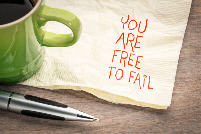 Permission to Fail