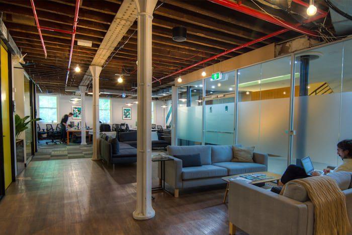 YBF Ventures Sydney Australia Coworking