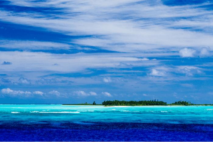 Oeno Atoll Uninhabitable Pitcairn Island