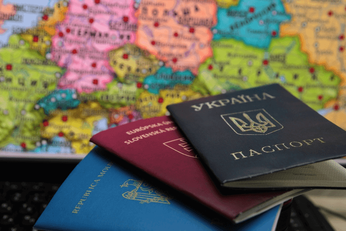 Passport Portfolio