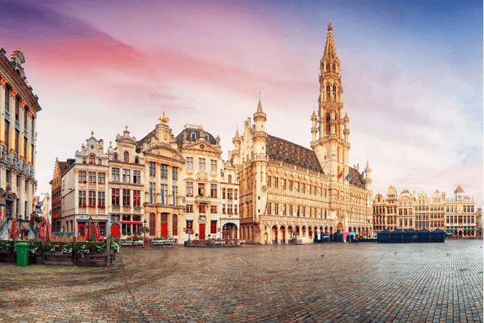 Residency and Belgian citizenship