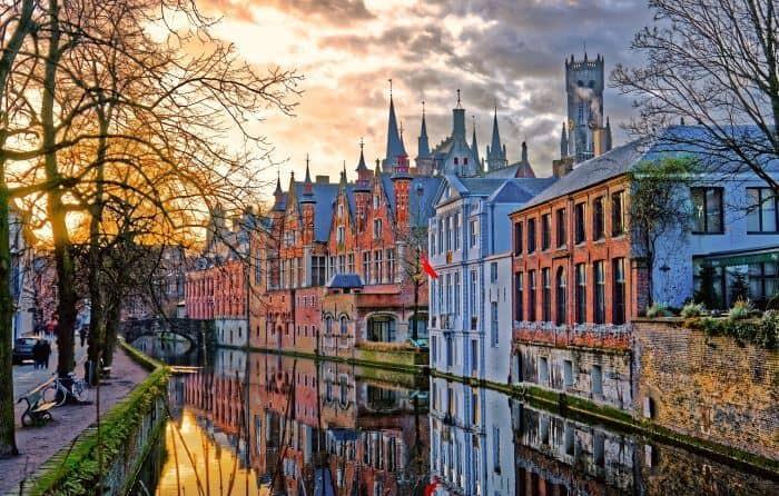 The benefits of Belgian citizenship