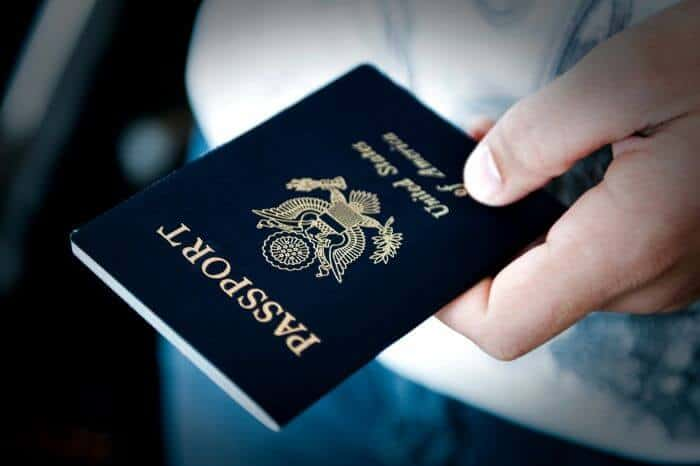 US Passport Citizenship Renunciation