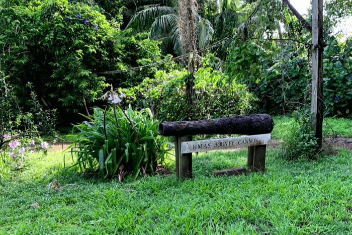 Welcome to Pitcairn Island