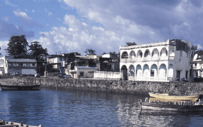 Choosing to become a citizen of the Comoros Islands