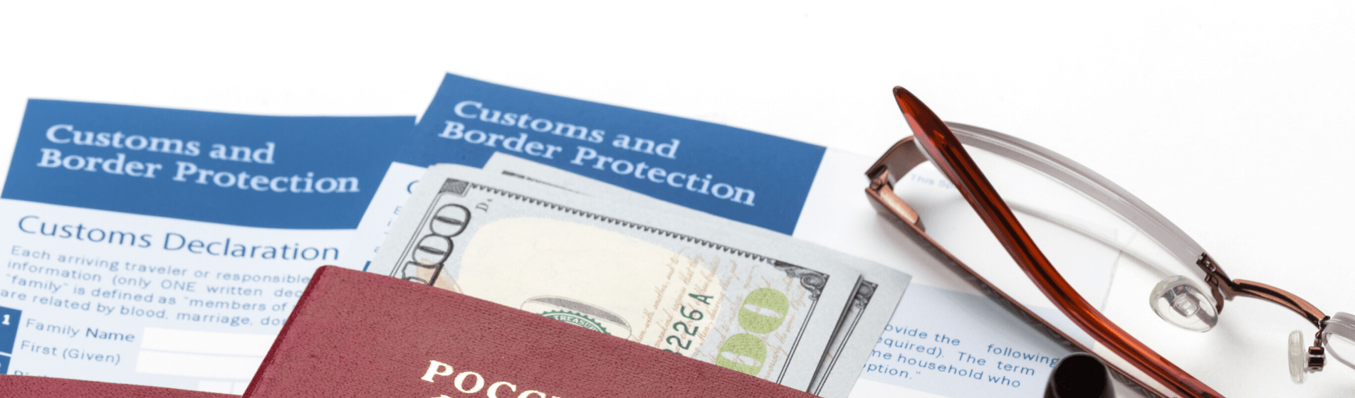 FinCEN 105: Reporting requirements of carrying cash overseas