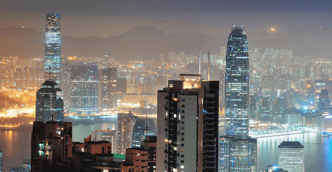 Hong Kong Banks don't want your money