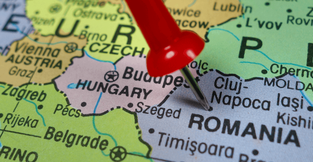 The 5 Best Countries In Eastern Europe For Planting Business Flags