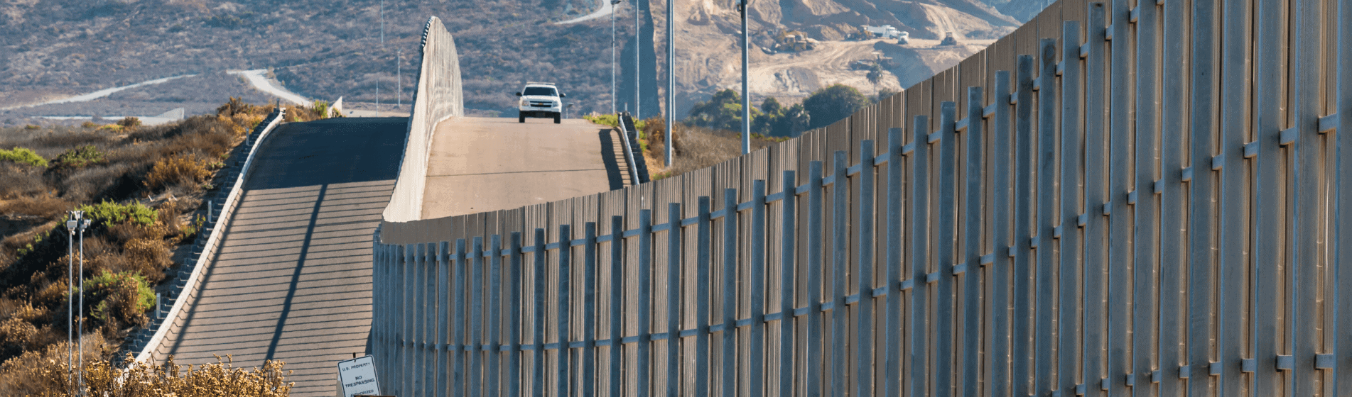 Trump's border wall: Why don't Americans ever threaten to move to Mexico?